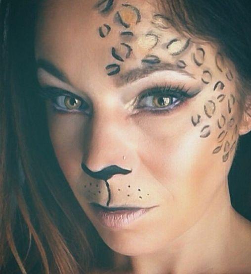 18 best halloween makeup images on Pinterest | Costumes, Halloween ...