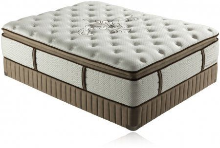 Cal King Stearns And Foster Estate Nadine Luxury Firm Euro Pillow Top Mattress by Stearns And Foster Mattresses. $2411.10