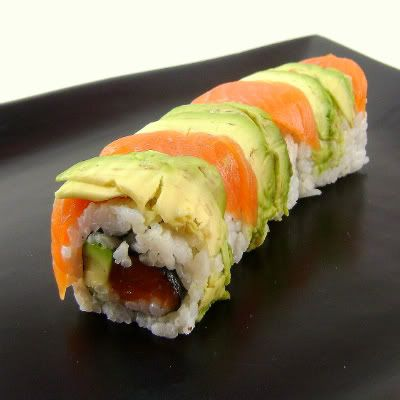 One Perfect Bite: Sushi - Daring Cooks Challenge