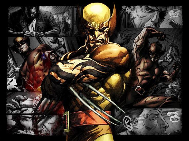 Wolverine mobile background 4k background 8 comics pinterest x men and art - Wallpaper wolverine 4k ...