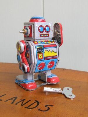 Let's Go Retro - Retro Robot