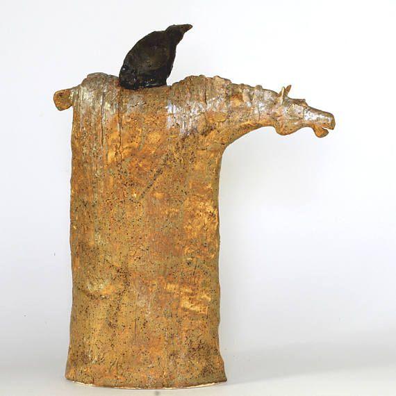 Les 25 meilleures id es de la cat gorie sculptures en argile sur pinterest id es de poterie - Idee de creation avec de l argile ...