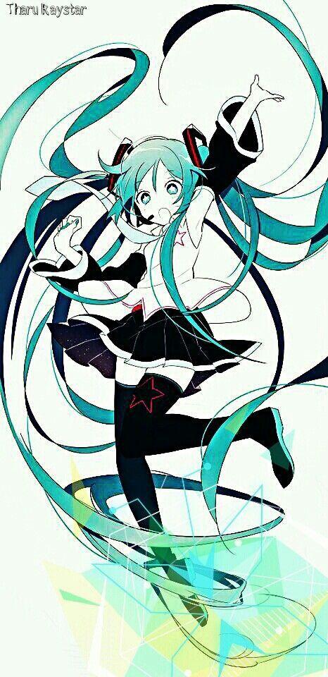 Pin by 睡覺_ on Anime Hatsune miku, Vocaloid, Anime