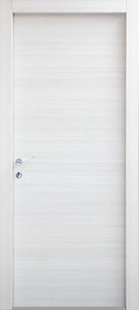 Modello 1P Palissandro Bianco pannello tamburato  Rivestimento esterno in Laminato  Colore: Palissandro #Bianco  Catalogo Ensemble #porte #interne #infissi #interior #design