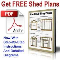 SHED PLANS  FREE Shed Blueprints With Detailed Diagrams #wood_shed_plans #shed_building_plans #garden_shed_plans #shed_plans