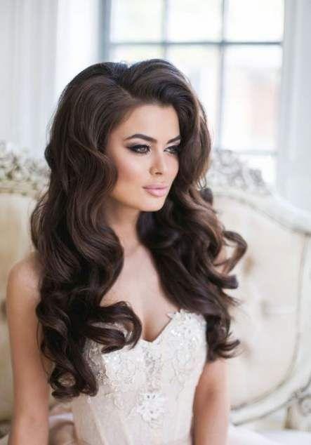Super Wedding Vintage Hairstyles For Long Hair Bridesmaid 32+ Ideas