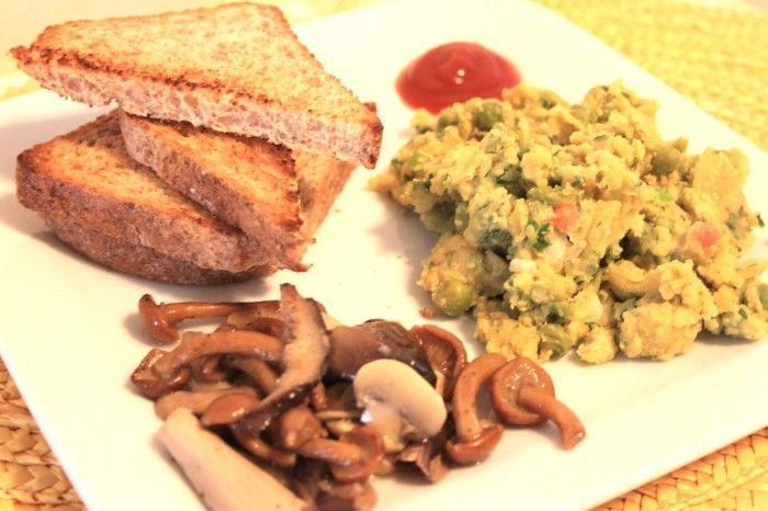 UOVA STRAPAZZATE VEGAN PER IL BRUNCH - Vegan Cucina Felice
