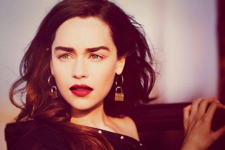 Emilia Clarke by Guy Aroch | Vs. Magazine