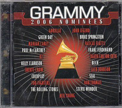 2006-GRAMMY-NOMINEES-on-CD