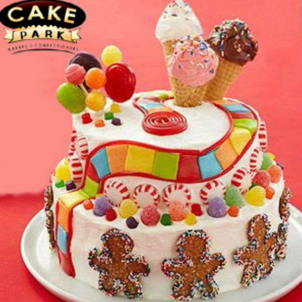 9 Best Customized Cakes Images On Pinterest