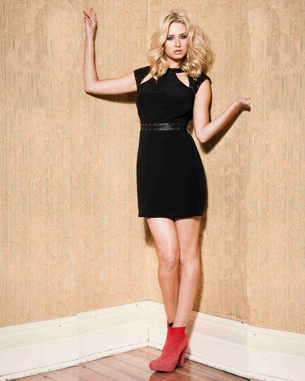 Nookie Starting Something Shift Dress - All Dresses - Clothing - Birdmotel Online Store