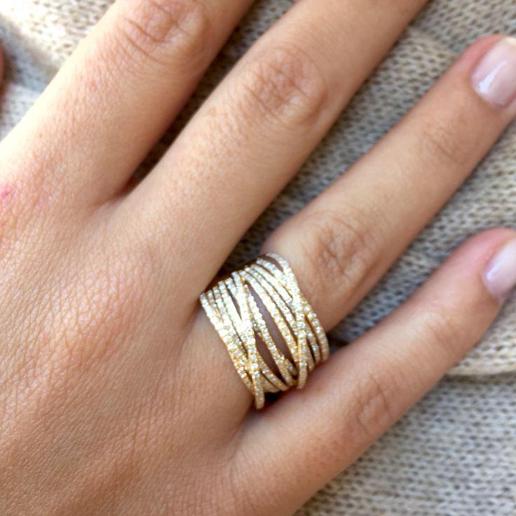 Michael Kors Diamond Ring