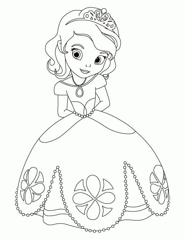 Disney Princess Sophia | Disney's newest Princess, Sofia is a little girl who is learning how ...