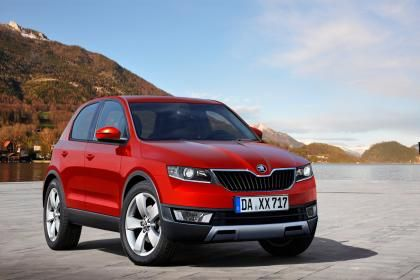 New Skoda SUV family