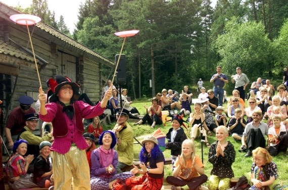 20th July: Norway... way! Telemark Festival