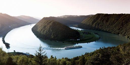 ab 499 € -- A-ROSA: 6 Tage Donau im Frühling, 250 € sparen