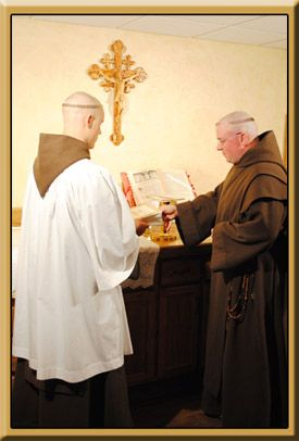 how to become a carmelite monk