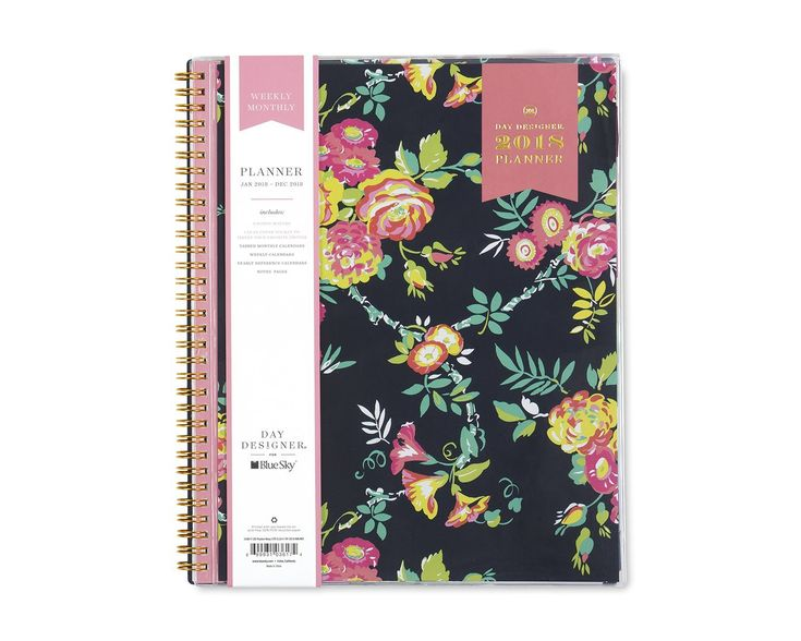 A planner, agenda, calendar & notebook, for to-do lists and dreams, the LifePlanner™ makes organization a celebration. Enjoy custom covers for this beauty!