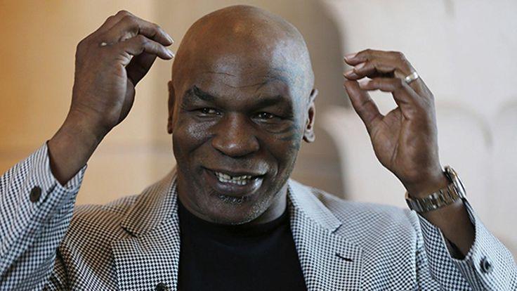 Former heavyweight champion Mike Tyson is becoming a California marijuana entrepreneur.