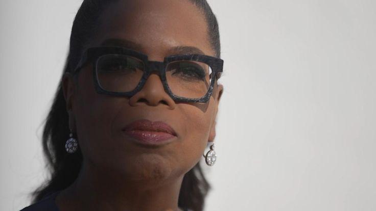 FIRSTS Oprah Winfrey