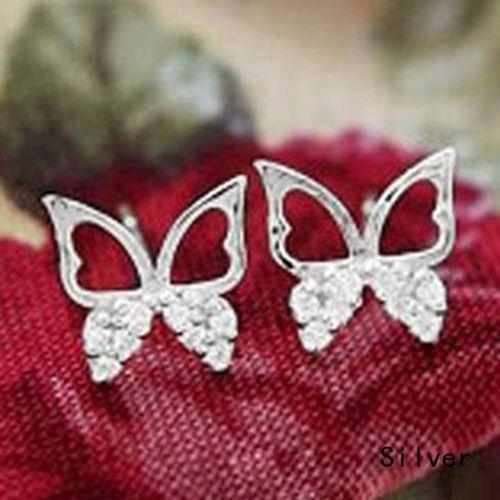 $10.000- Aretes mariposa en plata tibetana