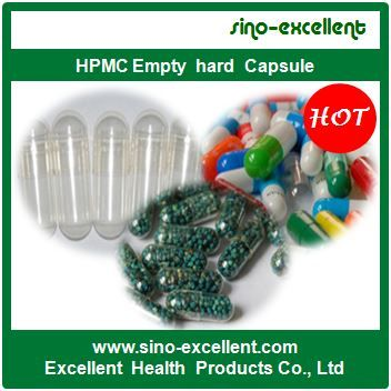 HPMC Empty hard Capsule 00#,0#,1#,2#,3#,4# - China Manufacturer http://www.sino-excellent.com/empty-hard-capsules/4145228.html