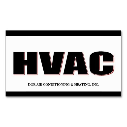 7 best hvac technician business cards images on pinterest business hvac technician bw bold business card cheaphphosting Choice Image
