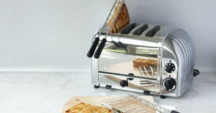 Complete the Perfect Kitchen with a Dualit Toaster available from Hugh Jordan!
