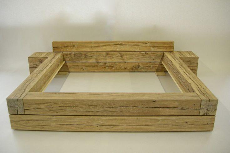 Die besten 25 bett aus europaletten ideen auf pinterest for Holzpaletten kaufen obi