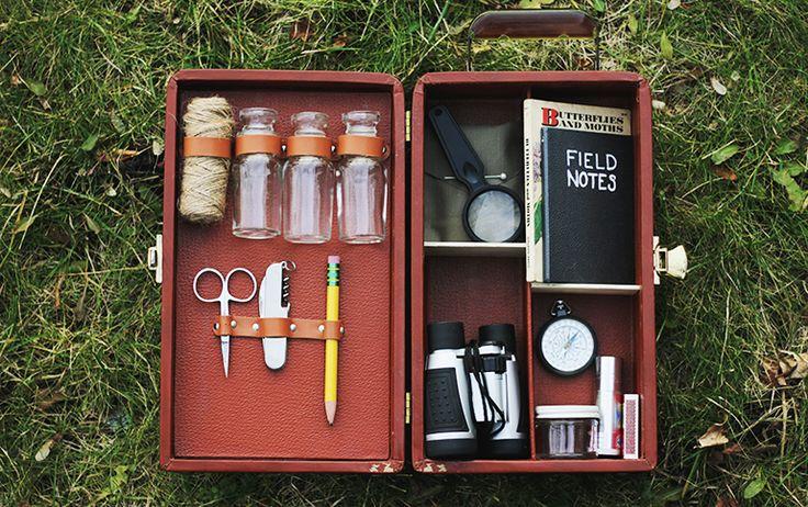 DIY Explorer Activity Kit for Creative & Curious Kids