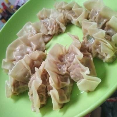 Resep Gyoza Dumpling Simpel Ala Rumah Oleh Tintin Rayner Resep Makanan Resep Pangsit