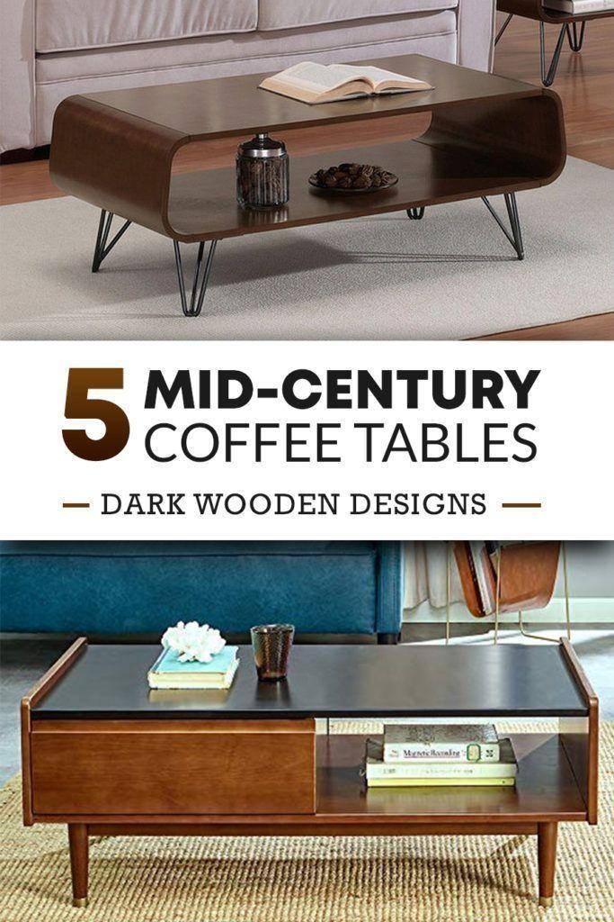 30 Marvelous Mid Century Modern Coffee Table Ideas To Try This Month In 2020 Mid Century Modern Coffee Table Coffee Table Coffee Table Design Modern