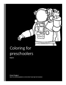 10 Coloring to print for preK, K and first grade.