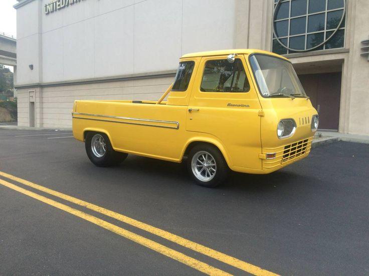 Vintage (1961-1967) E-Series E100 Truck Classifieds - Classic Ford Econoline Pickups For Sale - 1963 5 Window in La Crescenta, CA - $22K | Craigslist Ad.