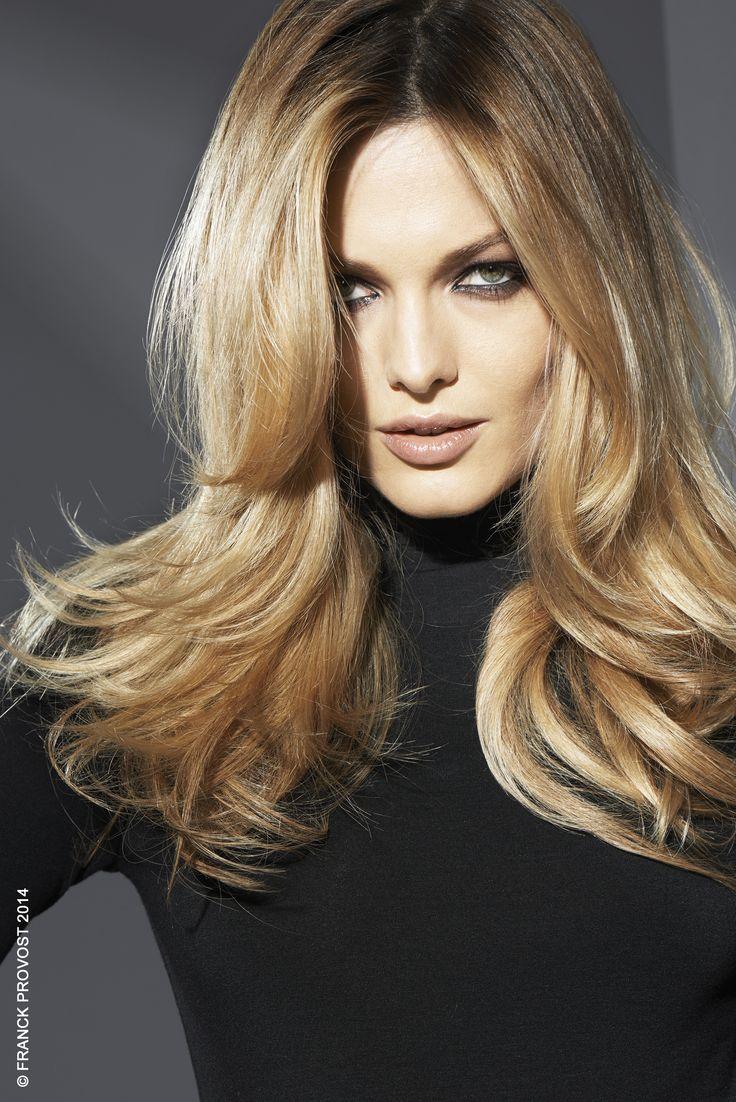 Divine allure ! Un brushing souple longue durée réalisé avec le nouveau service Liss active. Jusqu' à 3 jours de tenue ! #collection #infinimentblonds #hair #cheveux #tendance #coiffure #blond #franckprovost #franckprovostparis