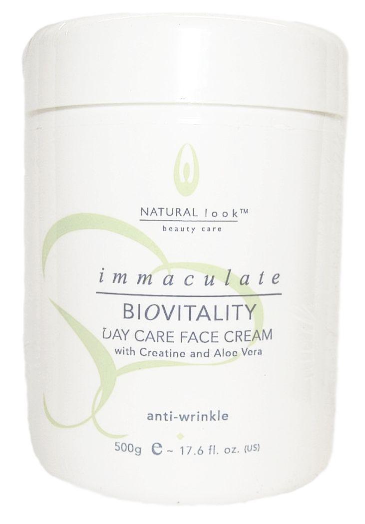 Immaculate Skin Care - Biovitality Day Cream 500gm
