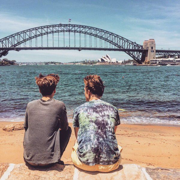 (Im only here for Joe sugg) 2 of my favourite people at my favourite city...