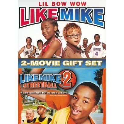 Like Mike/Like Mike 2: Streetball (2 Discs)