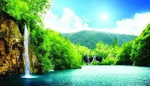 Resultado de imagem para cachoeira