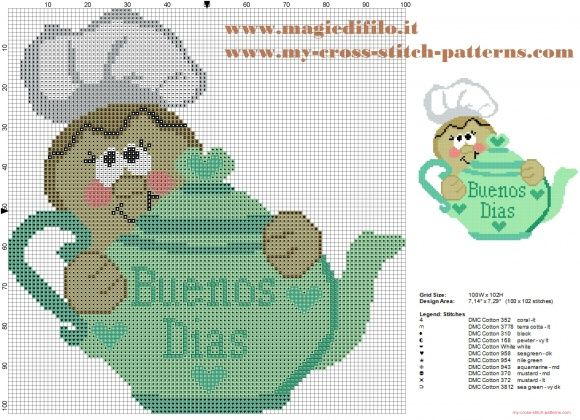 39 best pocoyo images on pinterest crossstitch pocoyo for Hombre de jengibre