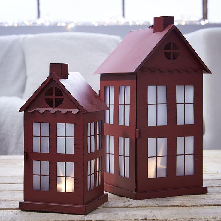maisons lumineuses idées déco noel  http://www.zodio.fr/idees-deco/noel-scandinave-25/piece/le-salon.html