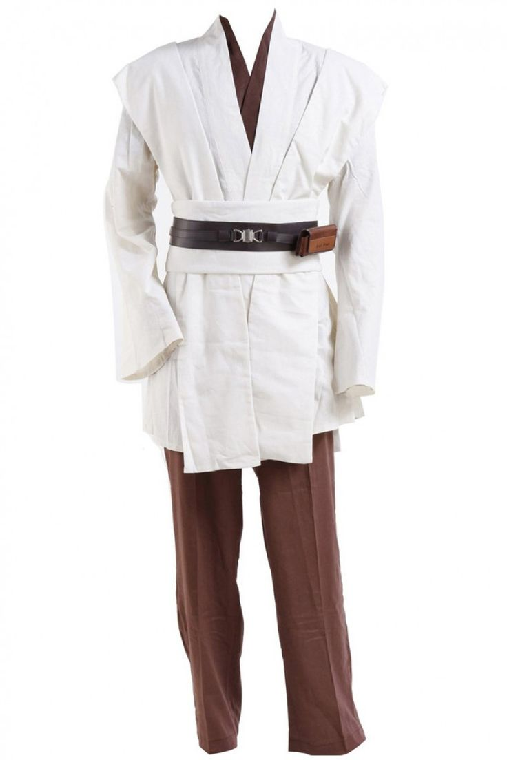 #cosplay #cosplaysky #starwars #disfraz Star Wars Obi-Wan Kenobi Jedi Disfraz Cosplay