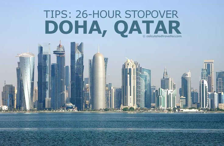 As a stopover Doha Qatar shines. Hamad Airport with its hotel, lounges & free city tours makes for one of the most accommodating airports in the world.