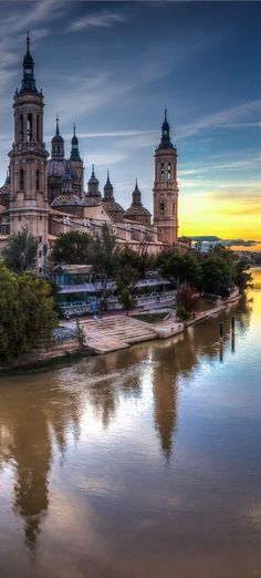 Zaragoza - Aragon, Spain. MUY HERMOSO.