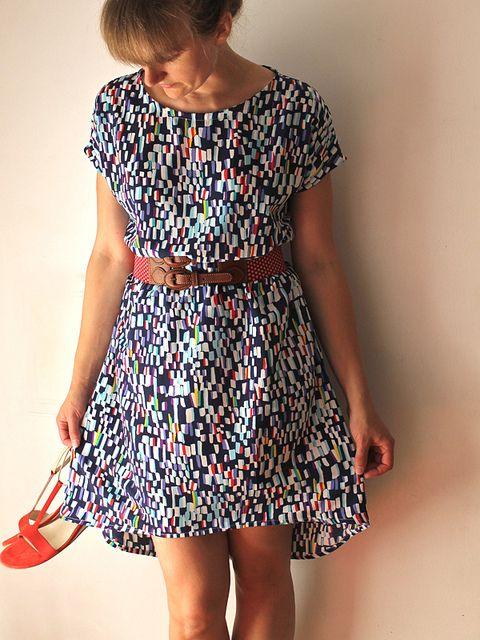 staple dress by madebyrae