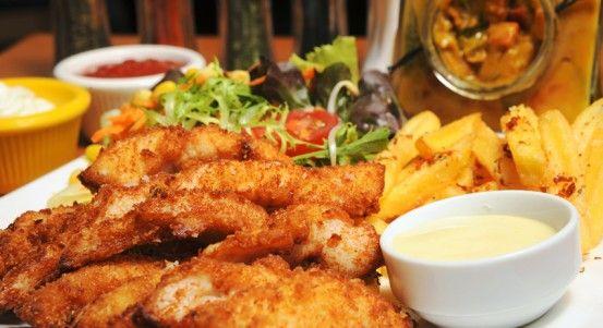 Çıtır Tavuk Tarifi | Yemek Tarifleri