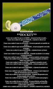 Resultado de imagen para frases para un equipo de hockey