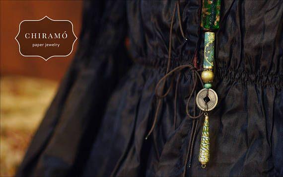 Oriental Vibe Necklace