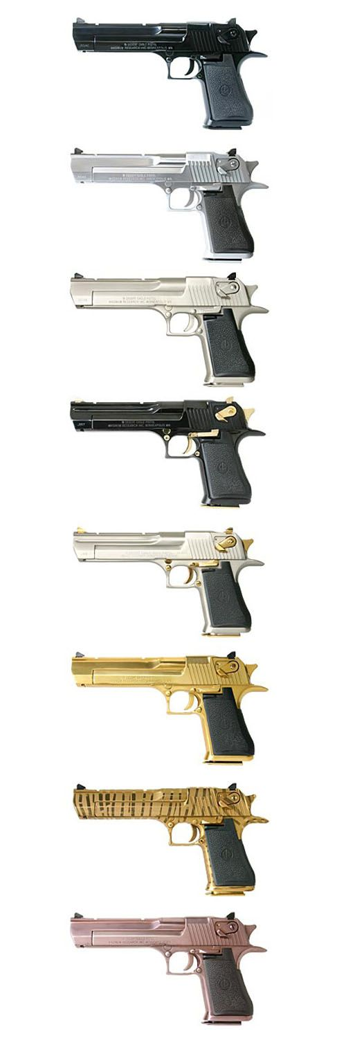 Custom Desert Eagle by Magnum Research - www.Rgrips.com Find our speedloader now! http://www.amazon.com/shops/raeind