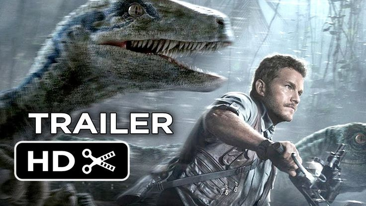 Jurassic World | Official Trailer  (2015) #2 | Chris Pratt, Jake Johnson HD
